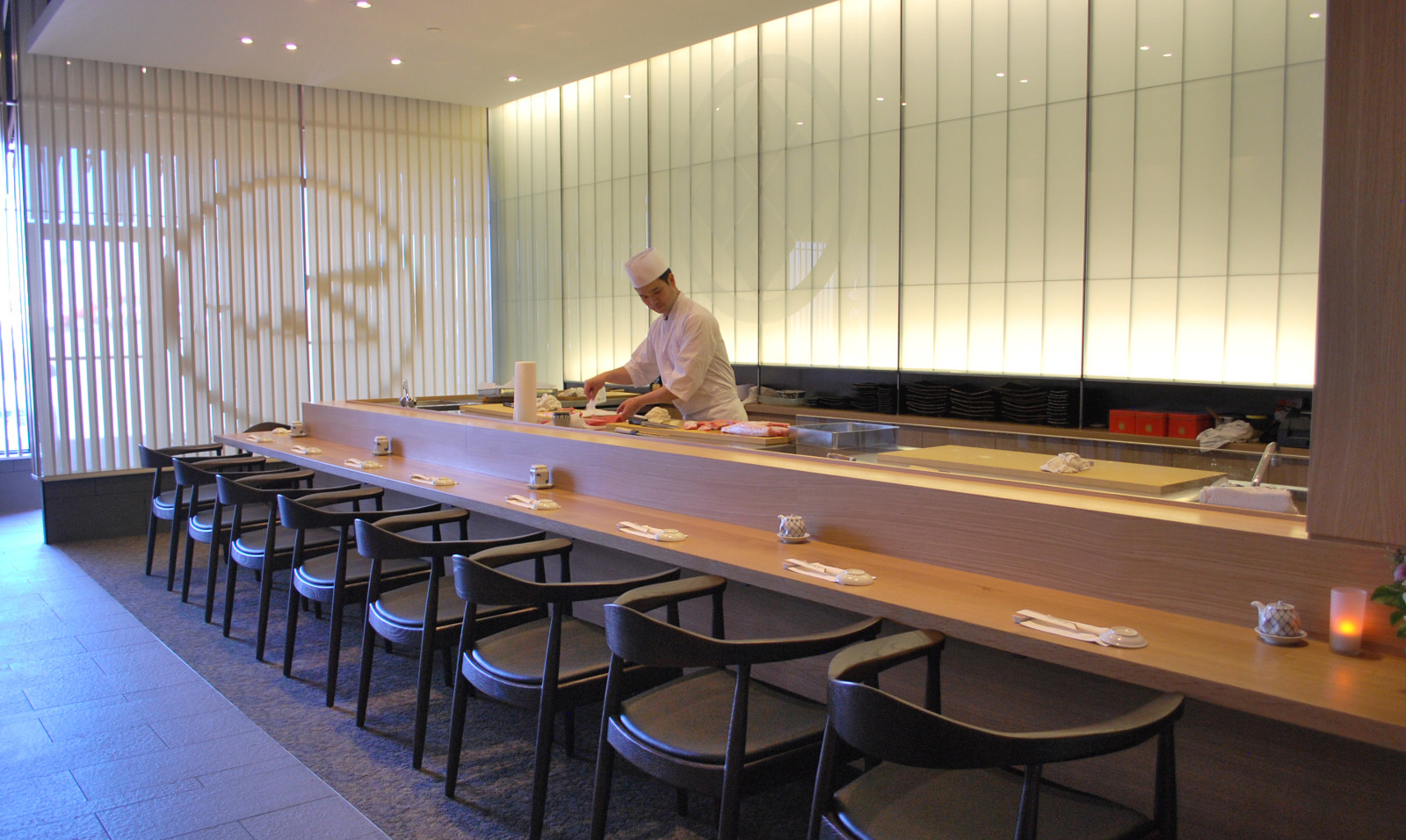 Zen japanese restaurant in toronto